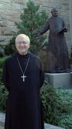 Abbot John Brahill 6/25/10
