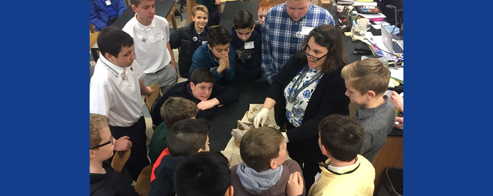 Explore Days at Marmion