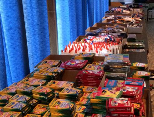 Crayons for Kids 2014