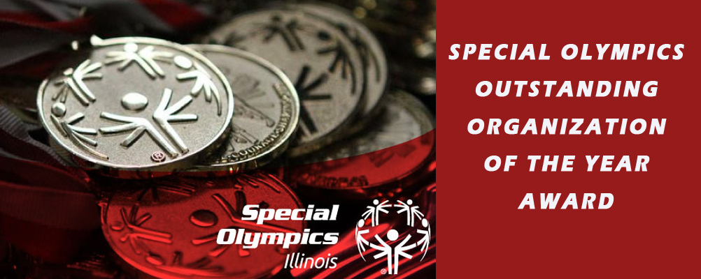 Special Olympics Organization of the Year Award