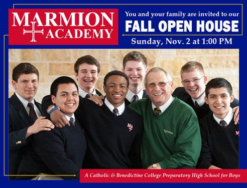 Marmion Open House
