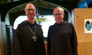 Quadrennial Monastic Visitation at Marmion Abbey