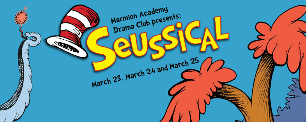 Seussical tickets now on sale!