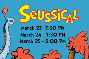 Seussical web event