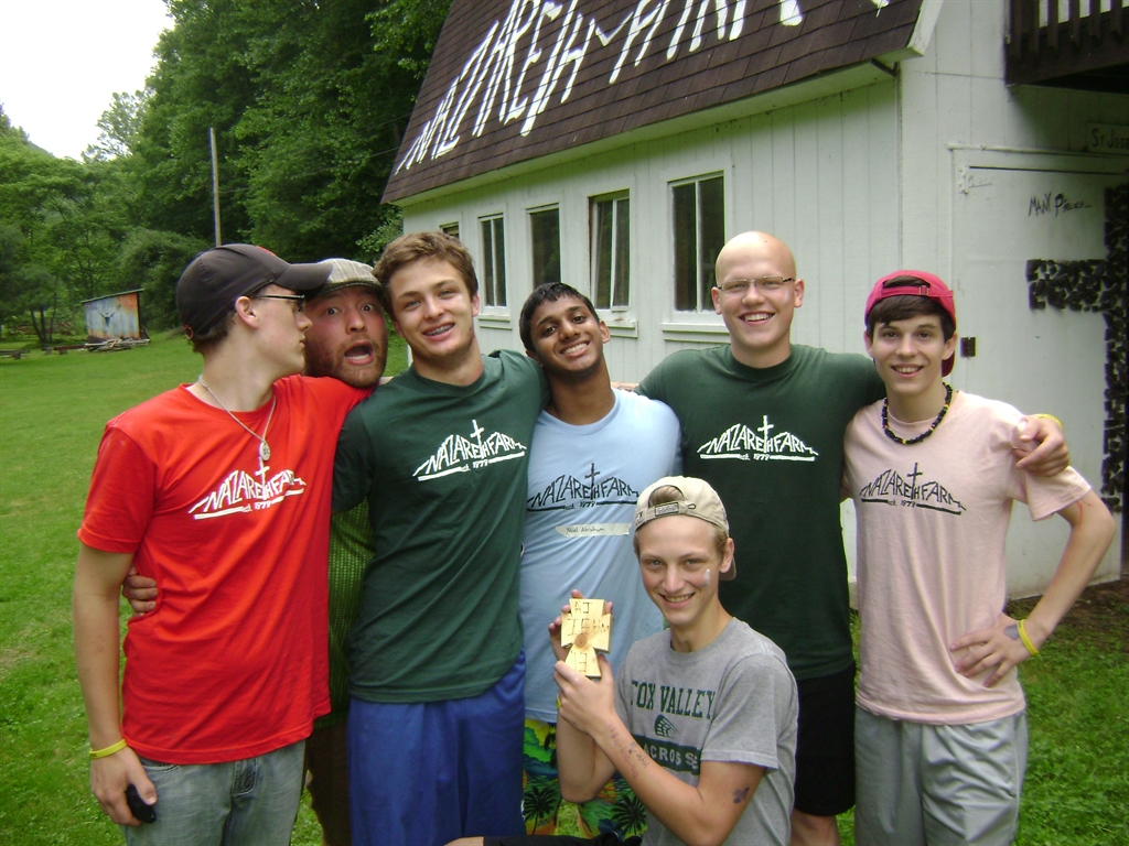 Marmion Marmion Students Spend A Week Of Service At