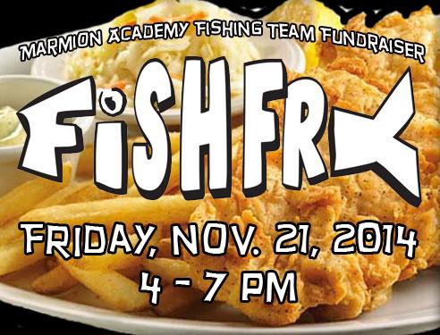 Marmion Fishing Team Fall Fish Fry